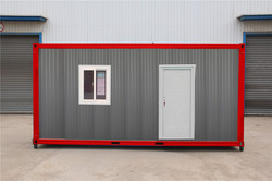 popular for premade steel kiosk container metal flat house plans cabin