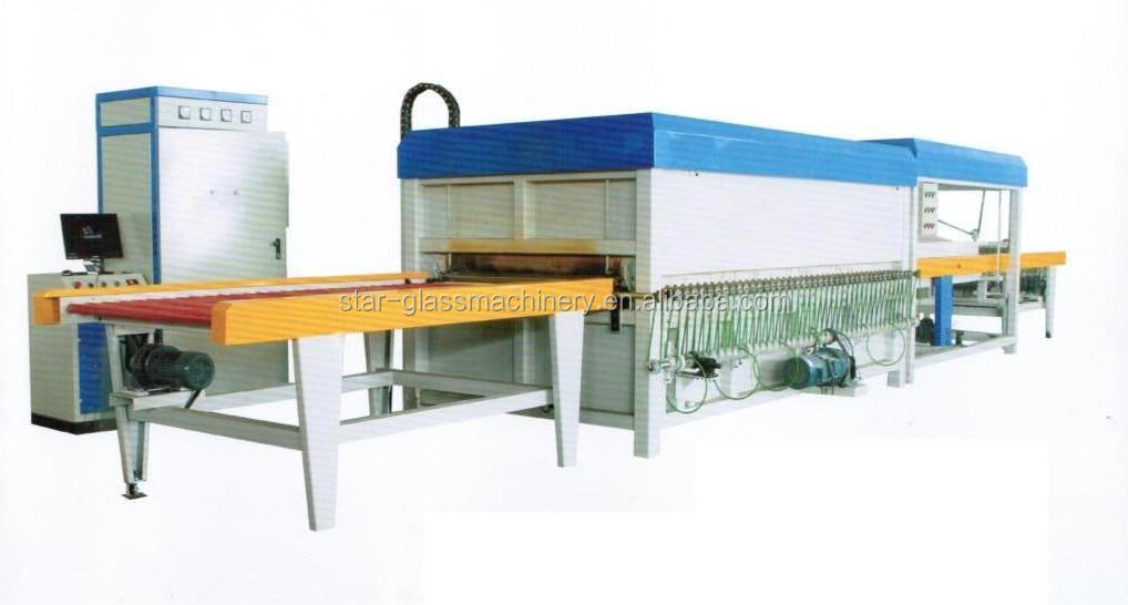glass tempering machine