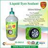 350ml/450ml/650ml Liquid Tire Sealant(before Puncture)