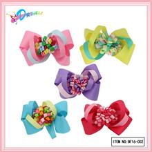 2015 New design handmade korean baby hair accessory