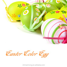 Most Popular Easter Festival Decoration Colored Egg