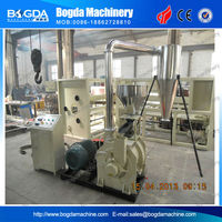CE Plastic Pulverizer with price for PE and PVC/Plastic Grinding Miller
