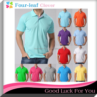 China Factory NEW Polo Shirt / Tops Short Sleeve Slim Fit Stylish Casual T-shirts / Fashion Mens Polo Shirt Made In Jiangxi