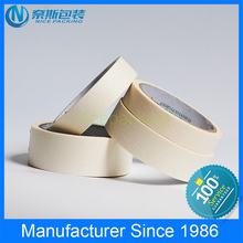 hot heat resistant up to 180 degree cheap masking tape use for heavy strapping, waterproof packinge