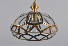 hot sale copper drop lamp for home ,brass ceiling lamp for kitchen decorative copper lamp