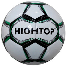 cheap customized PU/TPU/PVC machine sewn soccer ball for promotion/advertising