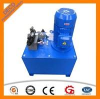 china hydraulic power unit used bowling equipment