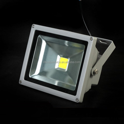 Luxemburg stainless steel led flood light use in coffee shop