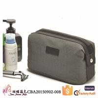 Mens 600D Wash Bag Cosmetic Bag Travel Toiletry Bag