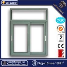 inward opened heat resistant double galzing marine sliding windows