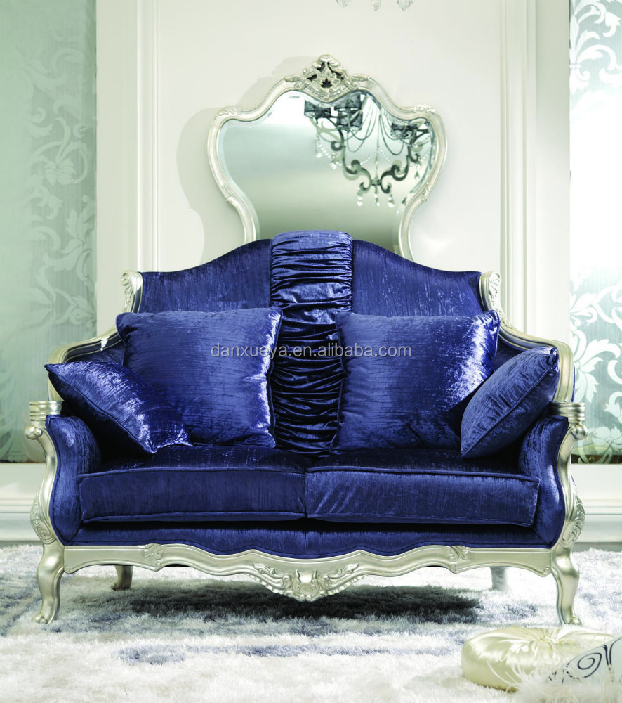 Luxury Sofa Sets Suppliers picture on danxueya wood carved baroque blue velvet_60271132547 with Luxury Sofa Sets Suppliers, sofa 4c64598fcde9e4990e4c9848089d5401