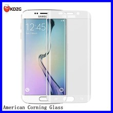 High response clarity tempered glass screen protector for samsung galaxy s6 edge