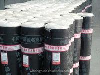 3/4/5mm SBS bitumen waterproof material/roll building roofing asphalt material/bitumen waterproofing membrane