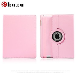 Newest in market hot pu leather case for ipad air 2 9.7 inch for sale with OEM service