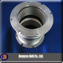 china factory manufacturing stainless steel pipe expansion joint with flat flanges