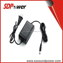 low cost CCD camera power supply 12V 1.25A