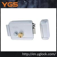 Electric security remote control garden gate lock