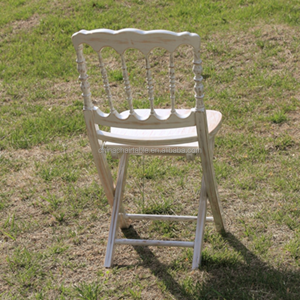 Wholesale Wooden Napoleon Folding Chair Buy Wedding Chairs Wooden Folding C