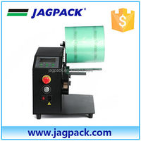 Air cushion machines for fast and easy protective packaging
