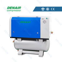 5~50hp Oil free scroll air compressor