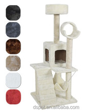 """Dspet 52"""" Best Choice Products Deluxe Cat Tower Tree Condo Scratcher Furniture Kitten House Hammock New Pet products"""