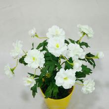 2015 new design high quality artificial silk flower wedding decoration cherry blossom artificial flower