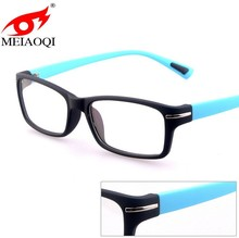 Lightweight imitation TR90 flexible glass frame fashionable retro optical frame