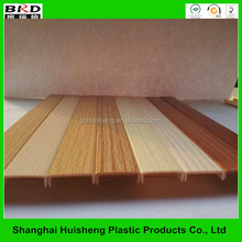 plastic extrusion pvc door profile and edge banding strips kitchen furniture