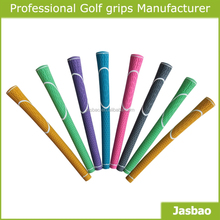 Japanese Used Rubber golf grips OEM Golf Grips Colorful Golf Driver Grips