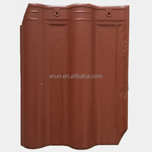 Wuxi high quality bent roof tiles/ Hot sale double bent roofing materials