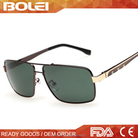 UV400 CE from China factory with square sunglasses