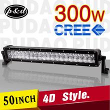 "288w 4x4 C ree led light bar, Arch Bent light bar Off road,20"" 30"" 40"" 50"" Curved led light bar"