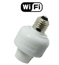 fashion apperance and hot sale WiFi Lamp Adapter