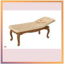 wooden leg massage table india