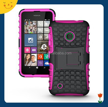 2014 new arrival design low factory price for lumia 530 case tpu+pc case for nokia 530 case