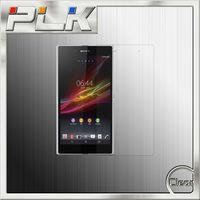 Korea material PET/TPU oneplus screen protector for Sony