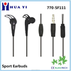 Super bass quality Stable Sport Earbuds with micphone Running headset with good price