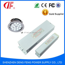 Power led lighting with 48W 3 hours for emergency led light rechargeable