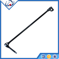 Electrophoresis Coating Tie Rod Spline , For Agricultural Machinery & Garden Machinery