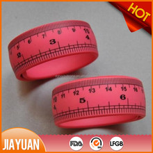 Silicone rubber slap ruler