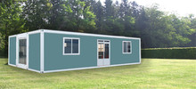 portable removed low prefabricated villa modern container house