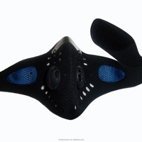 Winter promotional product face mask with design custom motocross neoprene nose protect mask nose broken