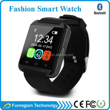 Popular Colors Touch Screen android gv18 smart watch android smart watch phone