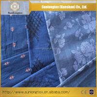 135G/SM Solid Dye 100% White Cotton Fabric