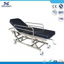 YX-1 Hot Sale Ambulance Patient Stretcher Trolley
