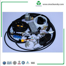 4 - 6 Cylinder engines CNG Conversion Kit with ISO ECE R110 Certificate
