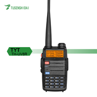 New TYT TH-UV8R Walkie Talkie UHF VHF Dual Band 5W 256 CH DTMF 1750Hz Tone Portable Ham CB Two-Way Radio