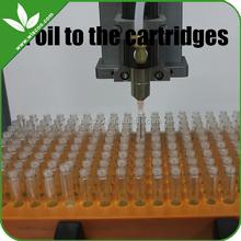 100% no leakag shenzhen CBD oil atomizer bud touch pen and filling machine