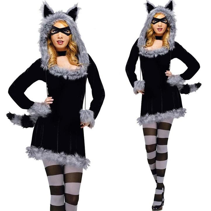 Как сшить карнавальный костюм кошки для девочки