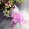 Pull Flower Ribbon Bow for Christmas Day Gift Wrap Decor